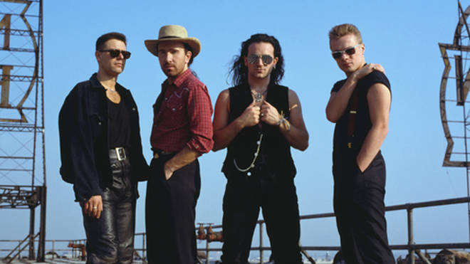 U2 in 1987