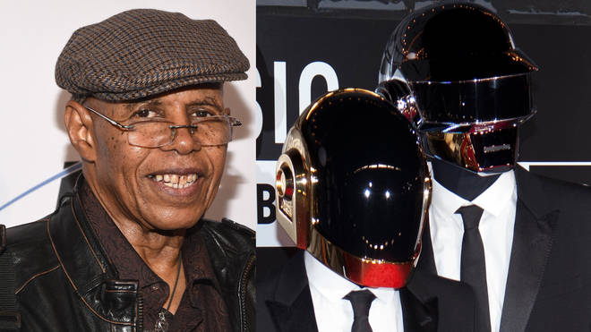Edwin Birdsong and Daft Punk
