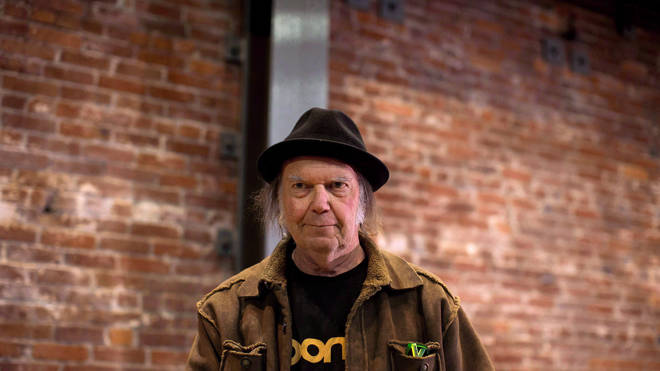 Neil Young, 2017