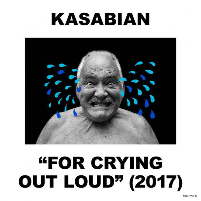 Kasabian - For Crying Out Loud album cover