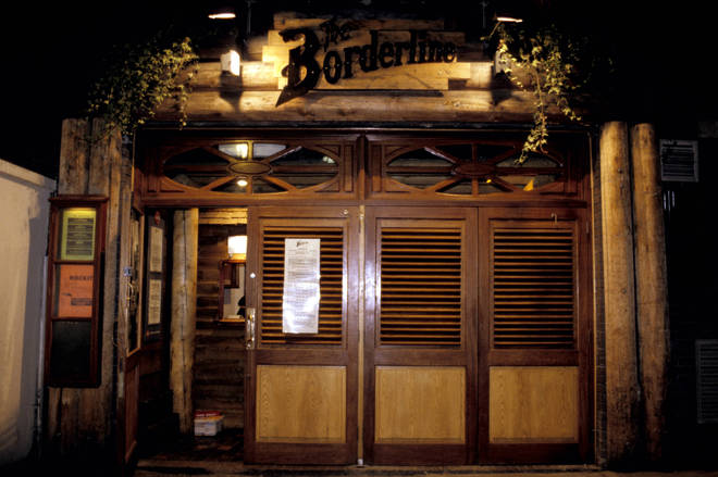 The Borderline in London