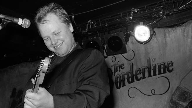 Black Francis plays one of his first post-Pixies solo shows at The Borderline in 1993