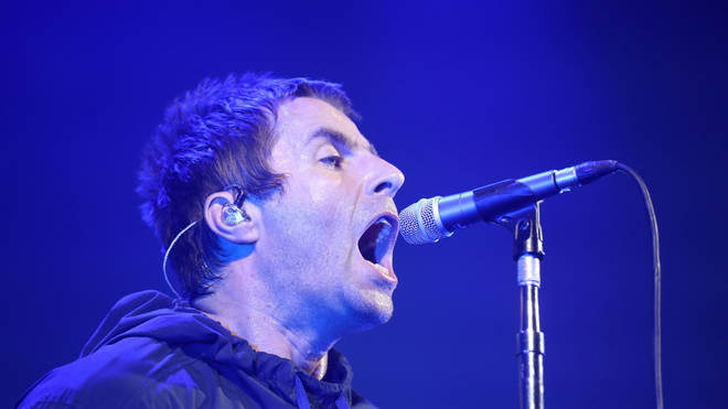 Liam Gallagher, live 2017