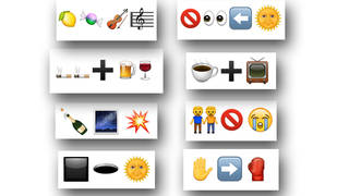 Indie song emoji quiz