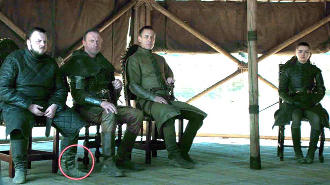 Plastic water bottle spotted in Game of Thrones season 8 finale