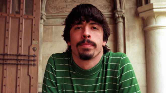 Dave Grohl in 1997