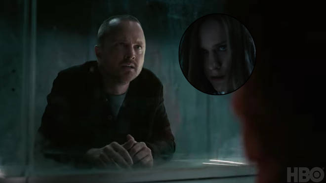 Aaron Paul and Rachel Evan Wood in the new trailer for Westworld 3