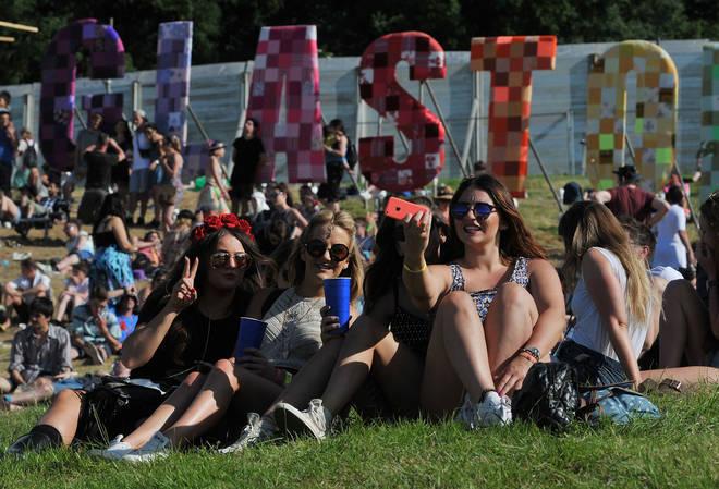 Will it rain during Glastonbury 2019?