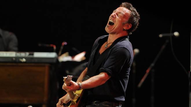 Bruce Springsteen live at Glastonbury 2009