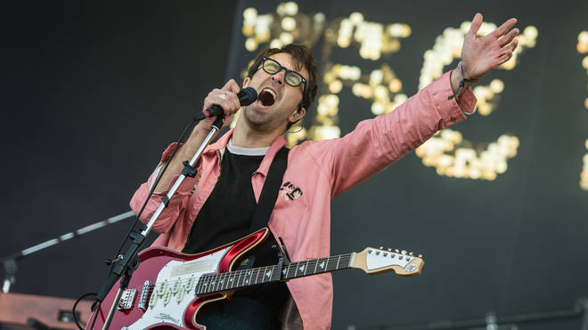 The Vaccines live at Neighbourhood Weekender 2019