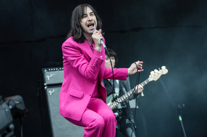Primal Scream live at Neighbourhood Weekender 2019