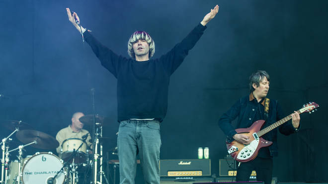 The Charlatans live at Neighbourhood Weekender 2019