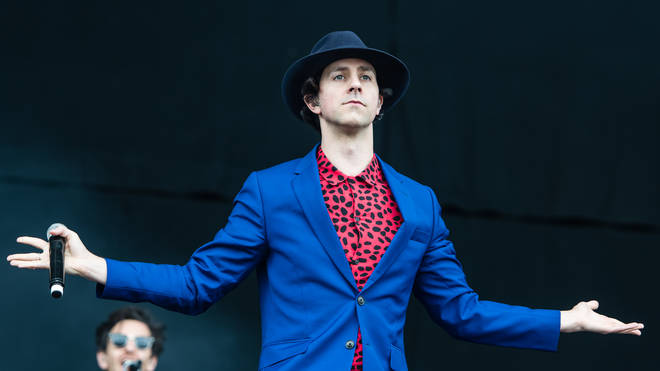 Maximo Park live at Neighbourhood Weekender 2019
