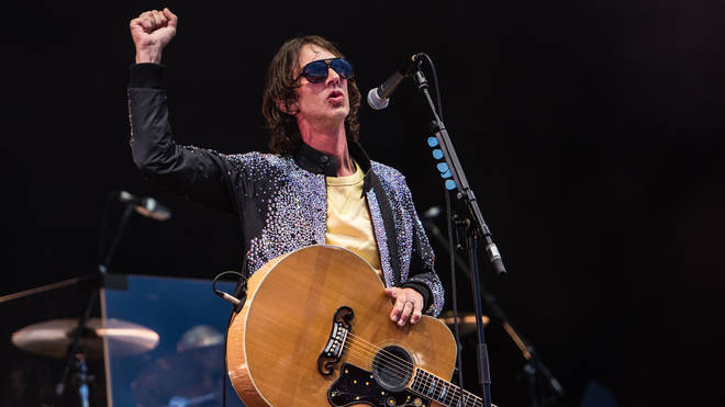 Richard Ashcroft at Neighbourhood Weekender