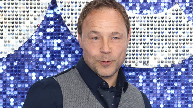 Stephen Graham attends the UK Premiere of Rocketman at the Odeon Luxe, Leicester Square, May 2019