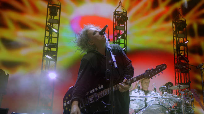 Robert Smith plays Hyde Park in The Cure 40th Anniversary film Anniversary 1978-2018