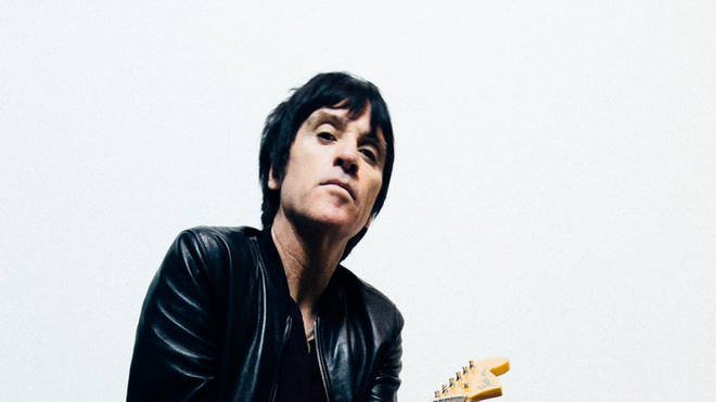 The former Smiths guitarist Johnny Marr