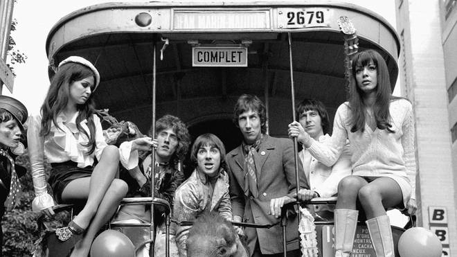 The Who in 1968