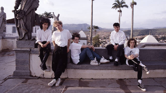 The Cure In Brazil, 1987