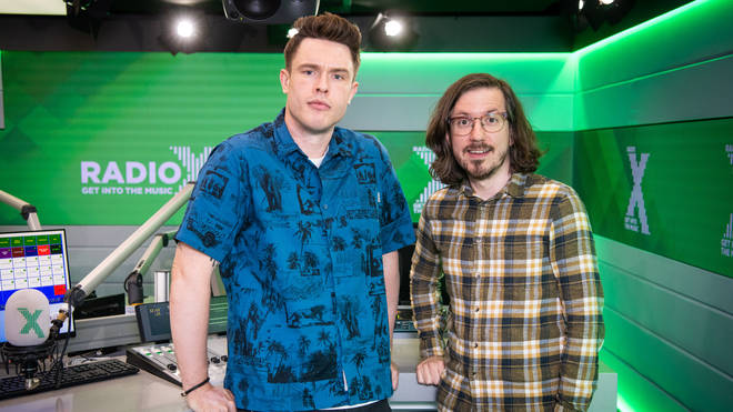 Ed Gamble and Matthew Crosby team up for new Radio X show