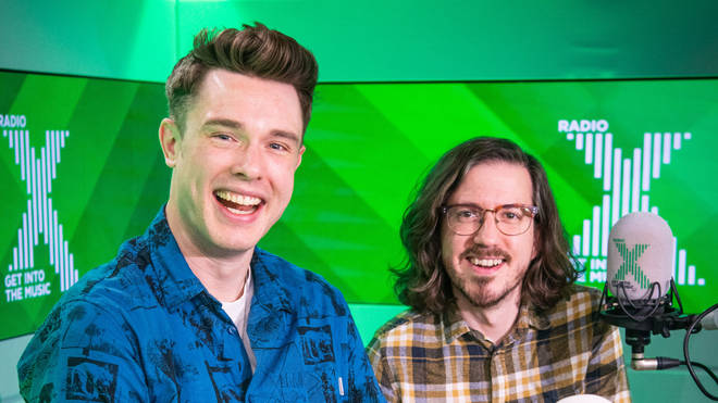 Ed Gamble and Matthew Crosby announce brand new Radio X show