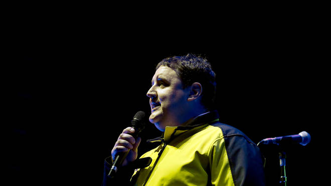 Peter Kay at We Are Manchester gig