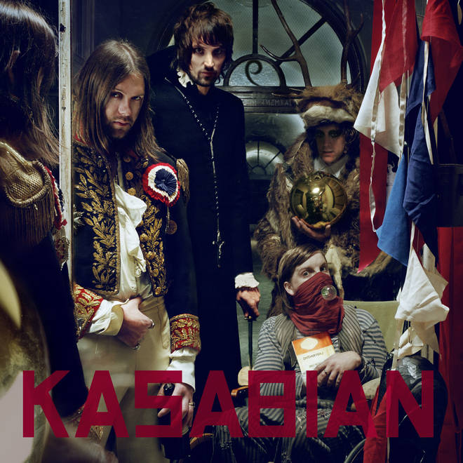 Kasabian's West Ryder Pauper Lunatic Asylum album artwork
