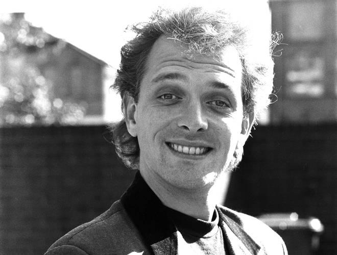 Rik Mayall in 1987