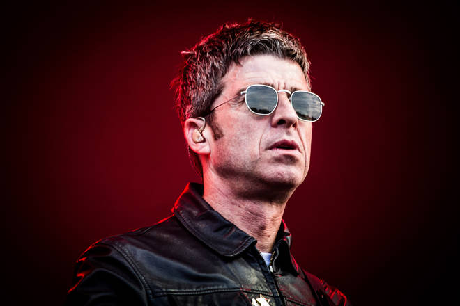 Noel Gallagher live in 2019