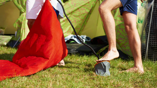 Festival camping checklist: what to take to your next