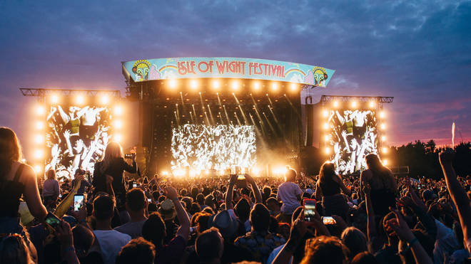 Isle Of Wight Festival in 2018