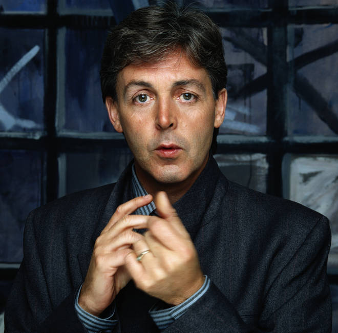 Paul McCartney in 1985