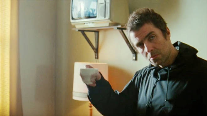 Liam Gallagher Shockwave video