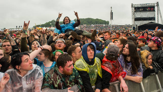 Download Festival crowds