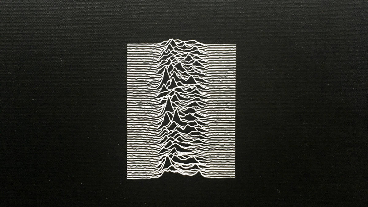 What Does The Cover Of Joy Division S Unknown Pleasures Mean