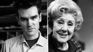Morrissey and Cicely Courtenidge