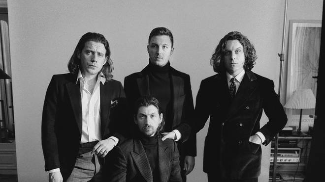 Arctic Monkeys, 2018