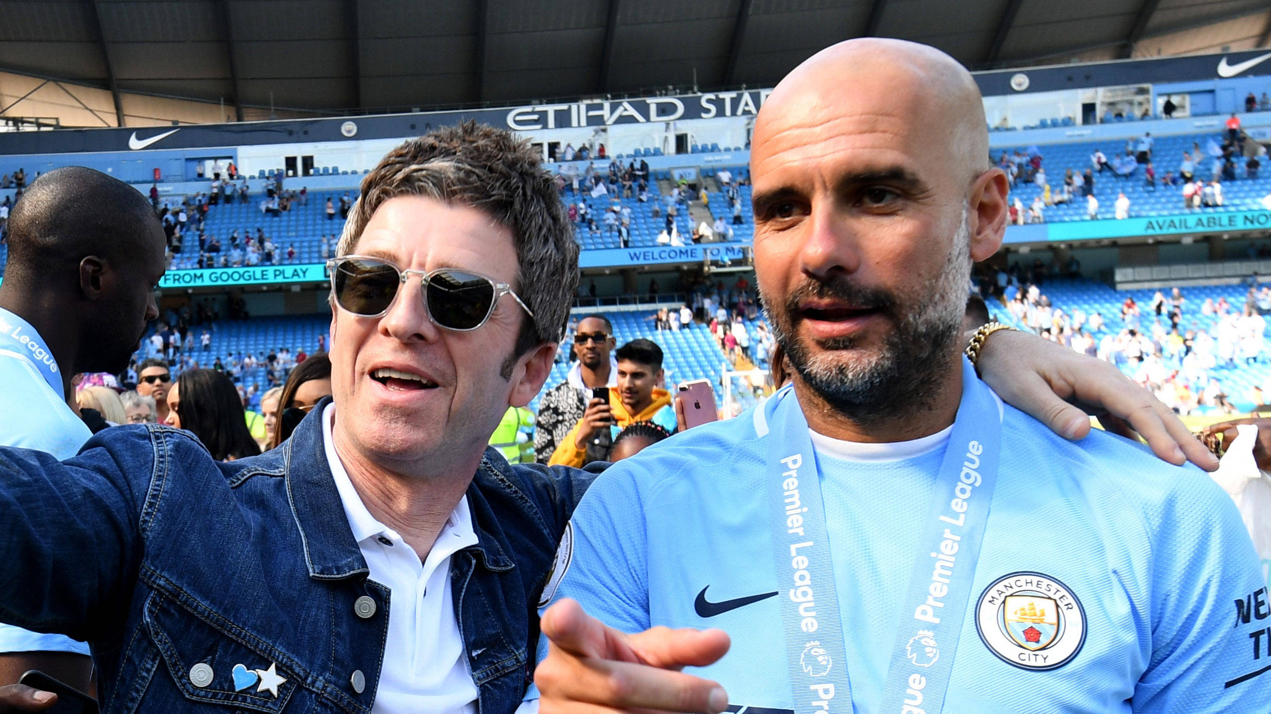 VIDEO: Noel Gallagher says Pep Guardiola reinvented football