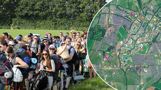 Here's how to get to Glastonbury 2019