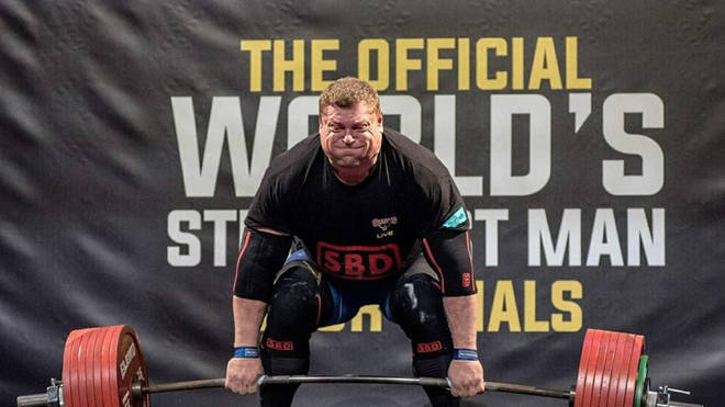 The official World's Strongest Man Tour Finals image