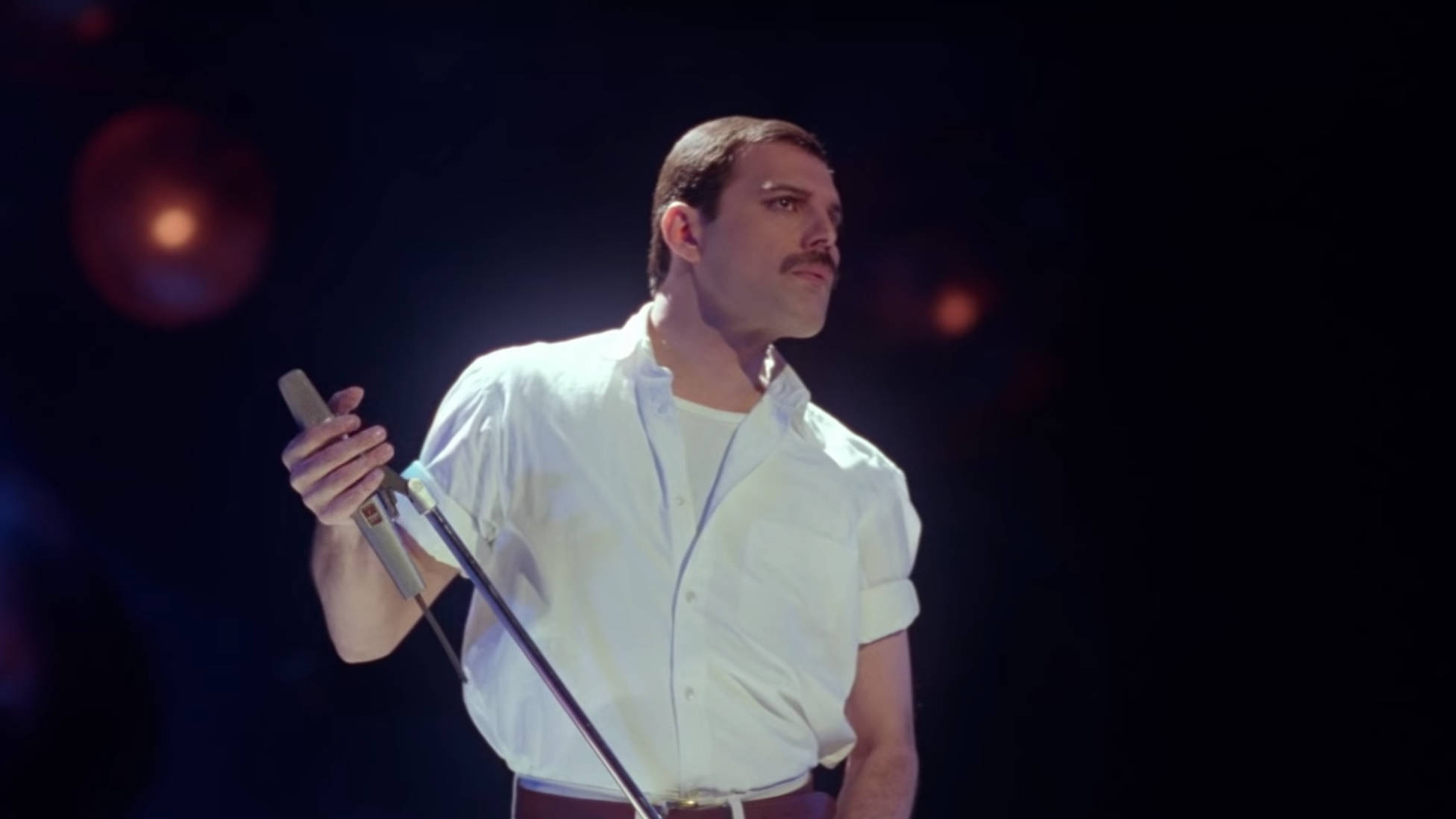 Watch Queen's Freddie Mercury in previously unreleased Time Waits For No One performance
