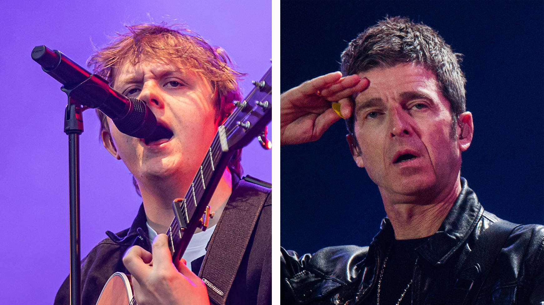 Lewis Capaldi slams Noel Gallagher for end of No. 1 album chart reign