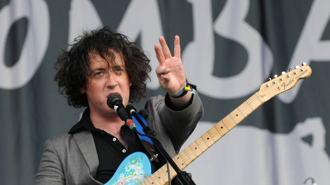 The Wombats' Matthew Murphy