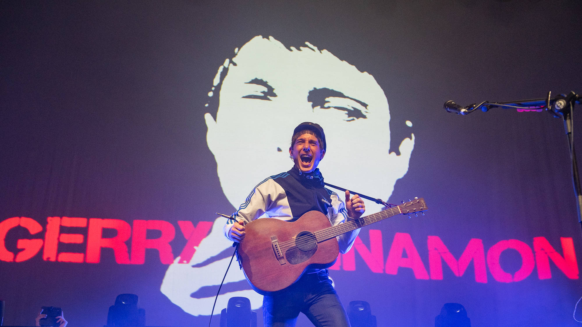 Gerry Cinnamon explains why there aren't any Scottish dates on his 2019 November tour