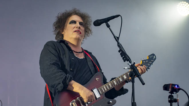 The Cure live in 2019