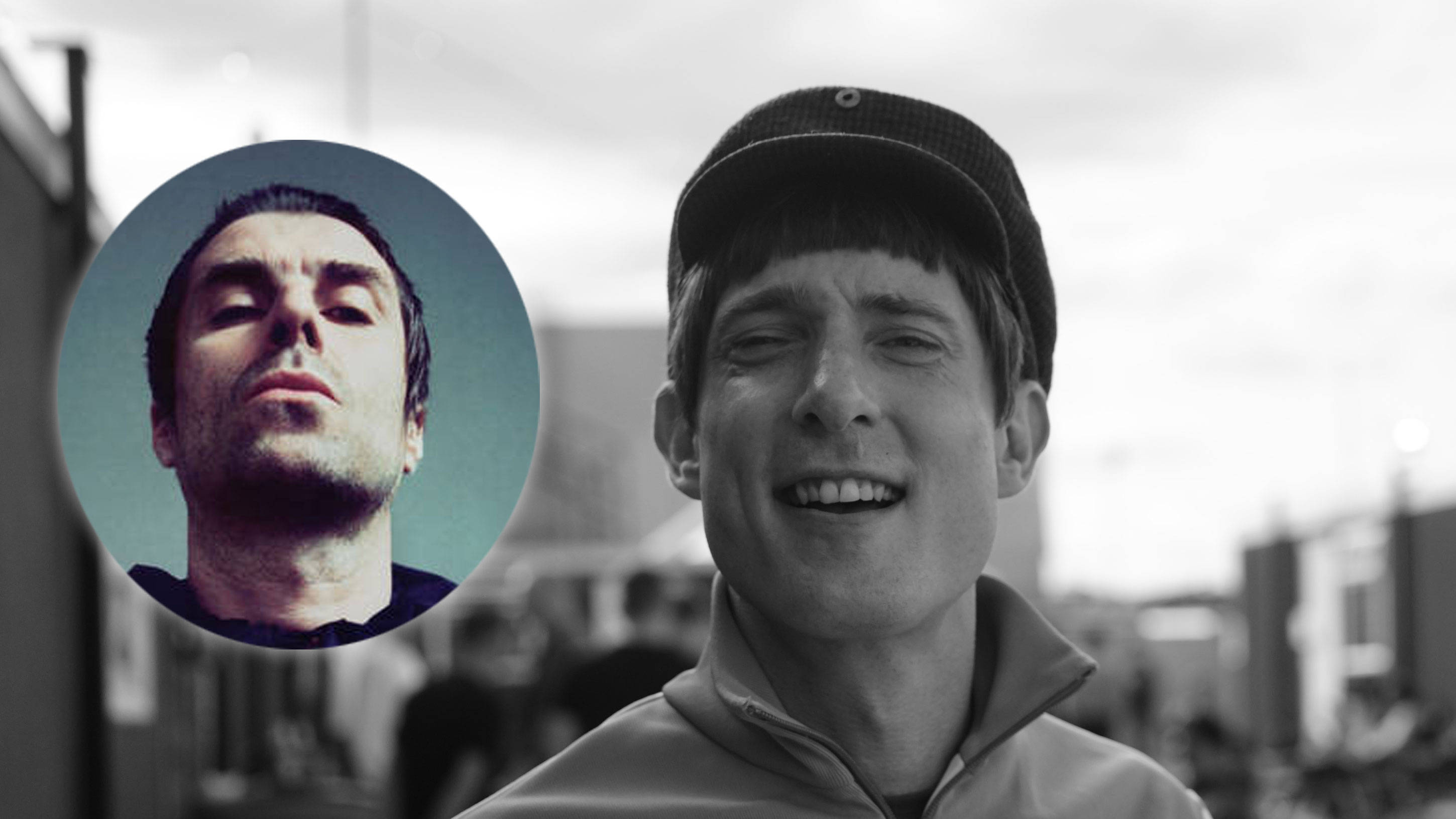 VIDEO: Gerry Cinnamon would vote Liam Gallagher for Prime Minister