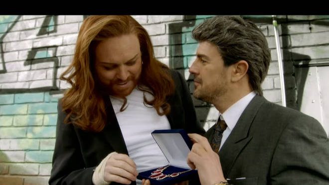 Keith Lemon and Paddy McGuinness In The Keith & Paddy Picture Show