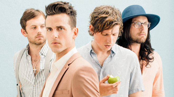 Where is Kings of Leon's name from?