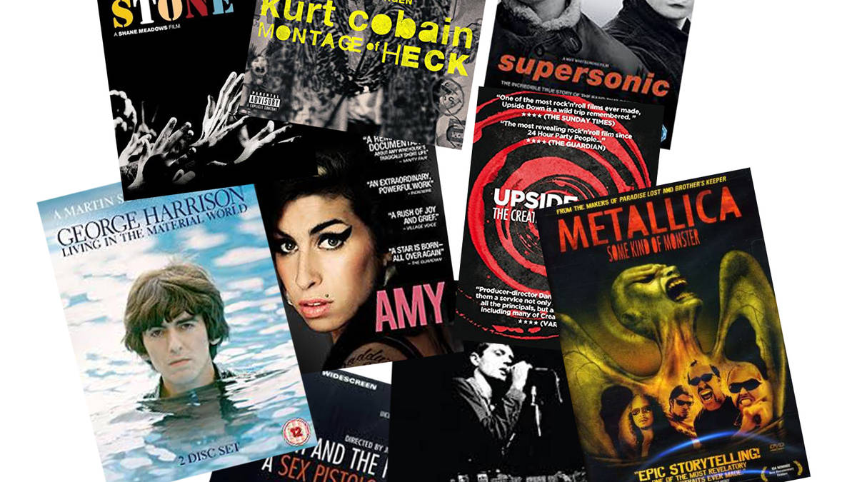 The best ever music documentaries