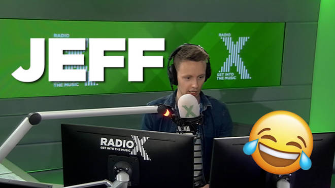 James gets left in the studio on The Chris Moyles Show